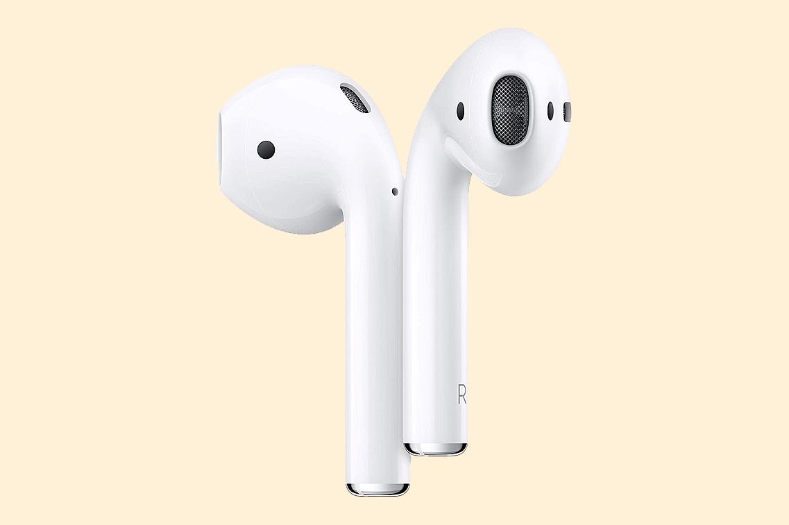 Apple AirPods 2nd Generation Earphones - In-ear Headphones