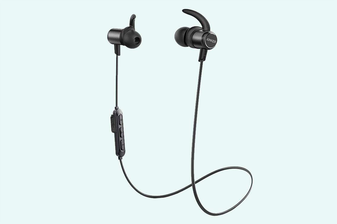 Anker SoundBuds Slim + Plus Earphones (Upgraded version)