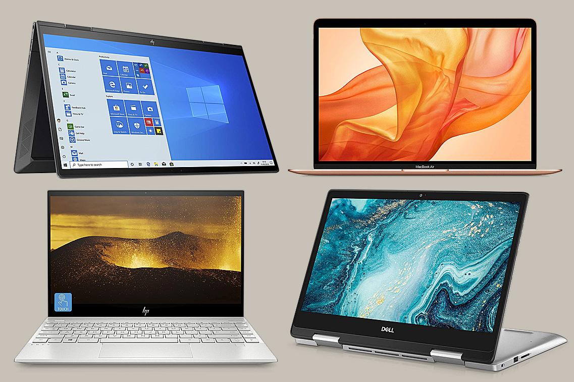 Best Student Laptops 2020 - MacBook Air Dell Inspiron HP ENVY Lenovo V15