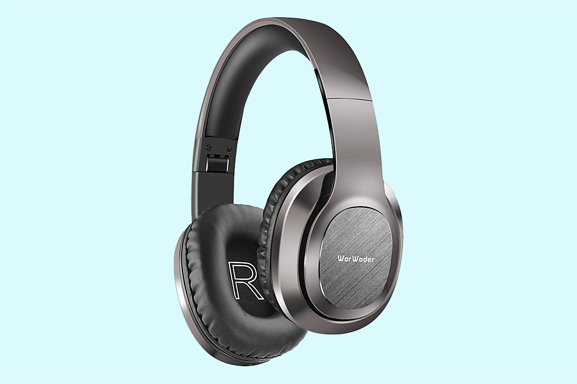 WorWoder W-915 Wireless Bluetooth Over Ear Headphones